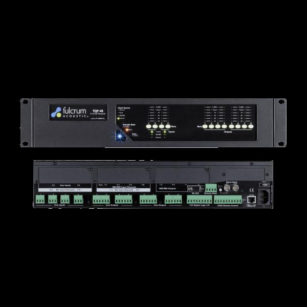 TQP48 4x8 Level 1 TQ DSP Processor