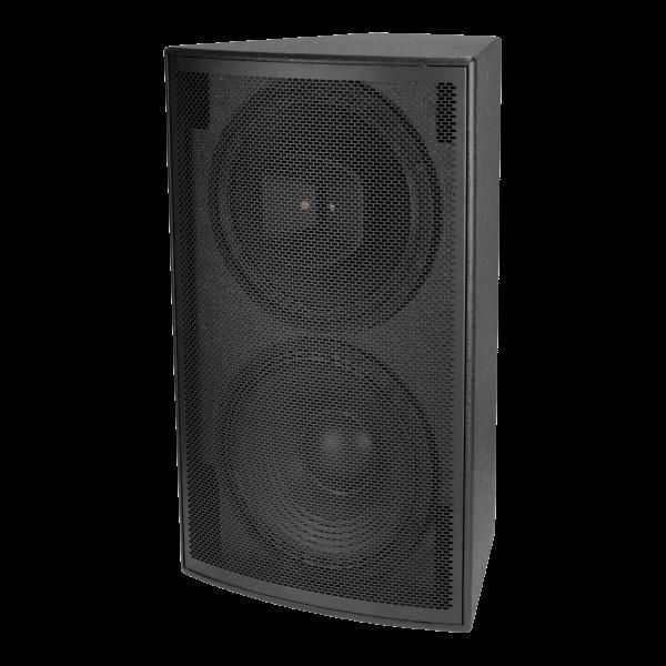 "DX15 – Dual 15"" Coaxial Loudspeaker"