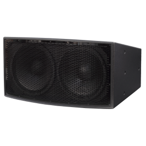 "L Dual 15"" Coaxial Loudspeaker"
