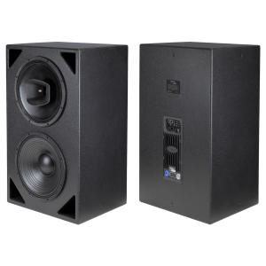 "RM25ac Self-Powered Dual 15"" Coaxial Reference Monitor"