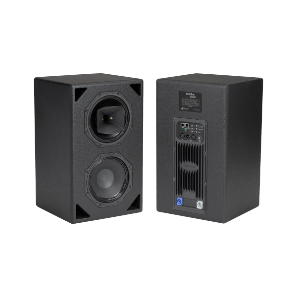 "RM28ac Self-Powered Dual 8"" Coaxial Reference Monitor"