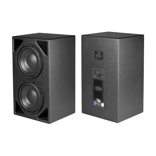 "RMS22ac Self-Powered Dual 12"" Reference Subwoofer"