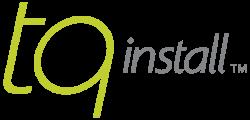 TQ Install Logo for light backgrounds