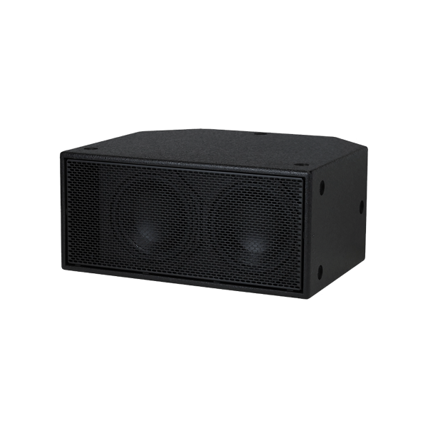 US208 Dual 8″ Direct-Radiating Subwoofer