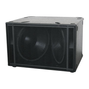 "US221 Dual 21"" Direct-Radiating Subwoofer"