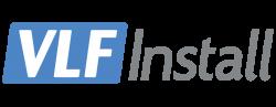 VLF Install Logo for light backgrounds