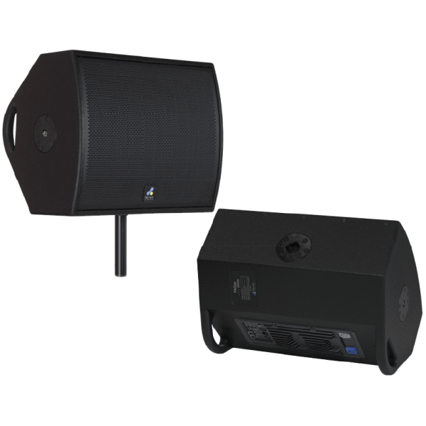 FA12ac Self-Powered 12″ Coaxial Loudspeaker