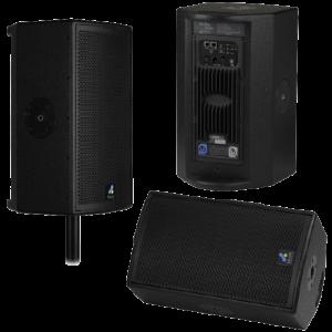 FA28ac Self-Powered Dual 8″ Coaxial Loudspeaker