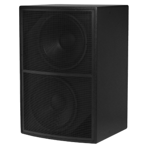 Sub218 Dual 18″ Direct-Radiating Subwoofer