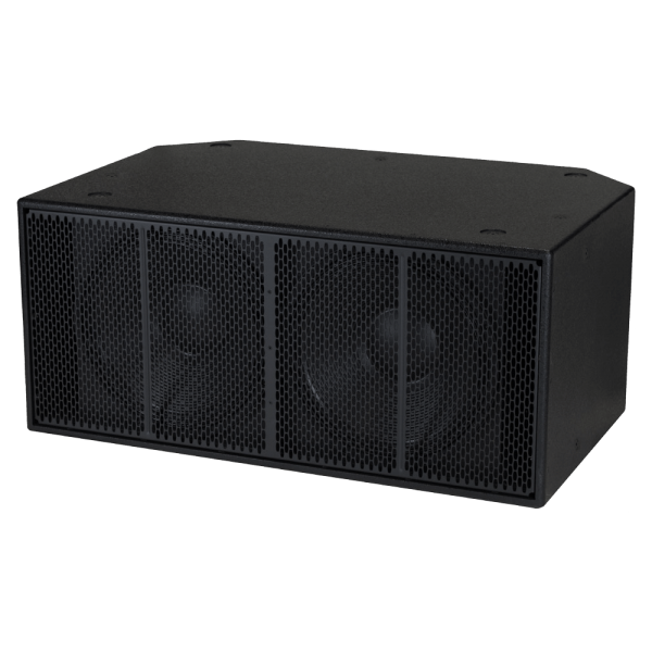 Sub218Lac Self Powered Dual 18″ Direct-Radiating Subwoofer