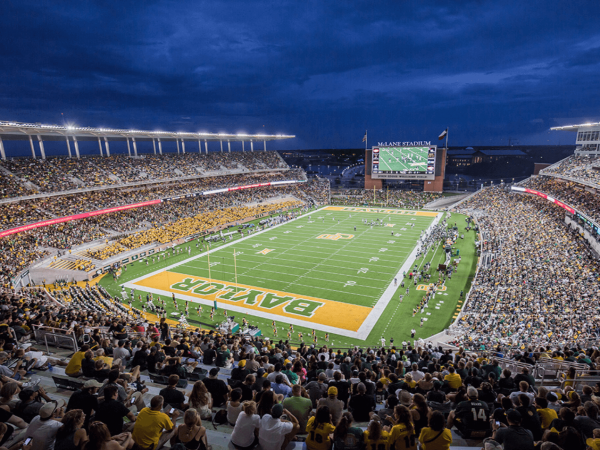 Stadium Sound System Baylor University